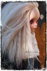 Blythe Doll by Chris Hegarty