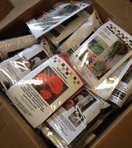 Needle Felting Ornament Kits