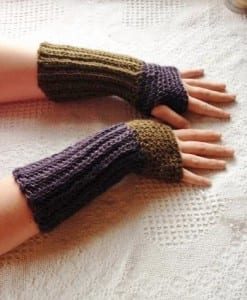 Astral Two Tone Mitts