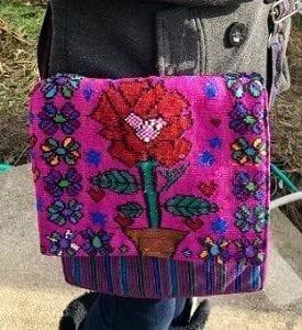 Guatemalan Handwoven Purse
