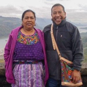 Roduel and Hilda Perez