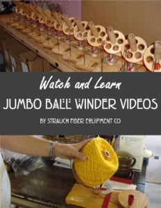 Jumbo Ball Winder Blog